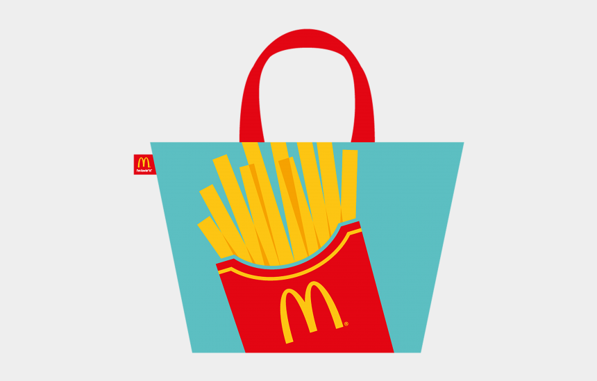 Mcdonalds Bag Png Mcdonald French Fries Package Icon Cliparts