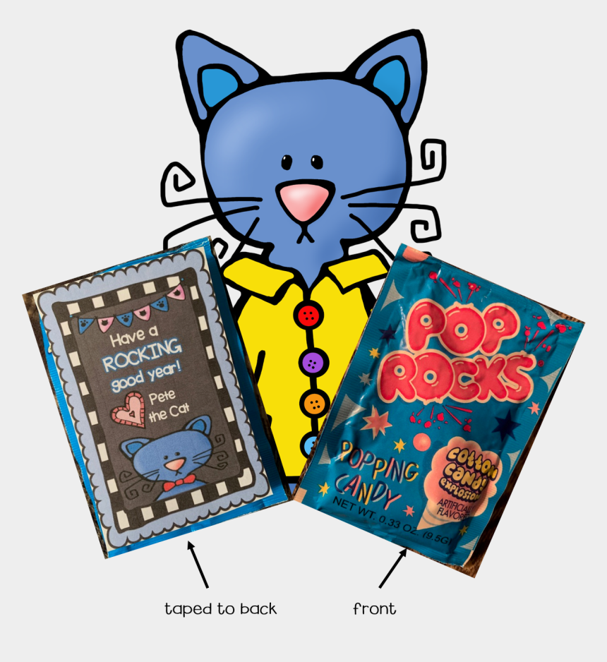 pete the cat buttons clipart, Cartoons - We Will Think About Where The First Clue Lead Us And - Kitten