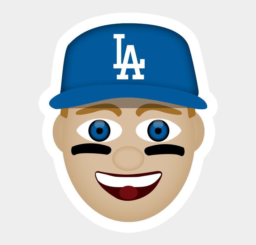 los angeles dodgers clipart, Cartoons - Los Angeles Dodgers On Twitter - La Dodgers