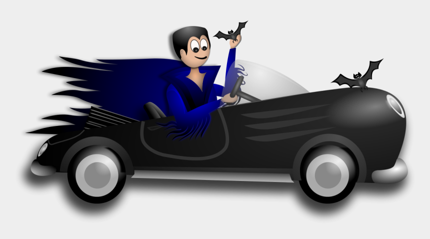 driving clipart, Cartoons - Little Dracula Driver Clipart By Merlin2525 - Lady Driving Car Clipart