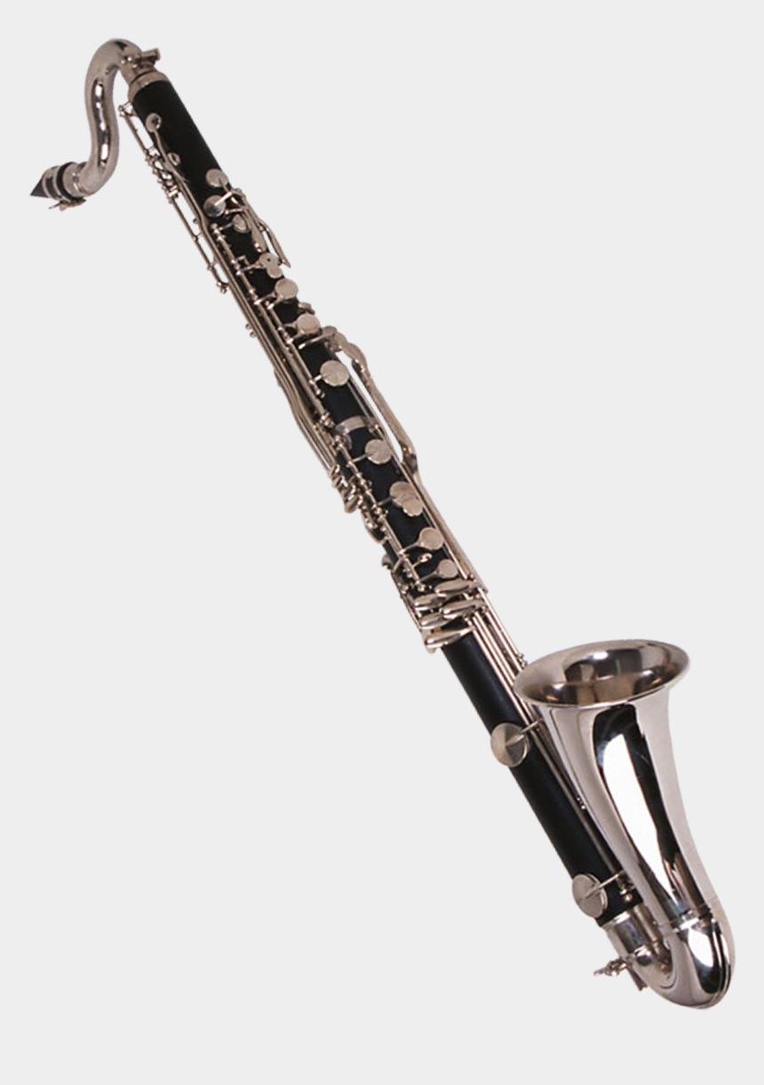 clarinet clipart, Cartoons - Transparent Clarinet Woodwind Instrument - E Flat Clarinet Instrument