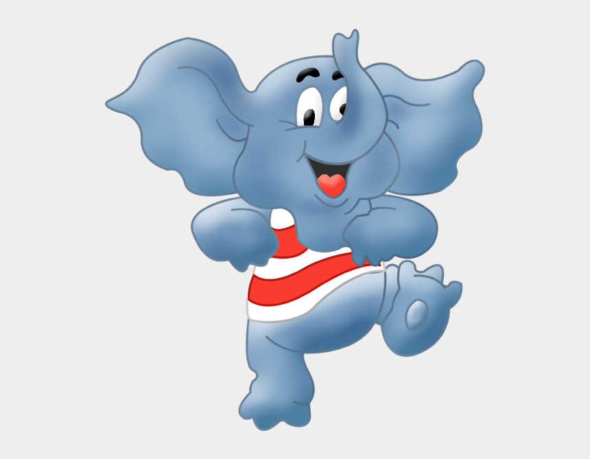elephants clipart, Cartoons - Cute Baby Elephant Cute Cartoon Clip Art Images - Elephant Stomp Clipart