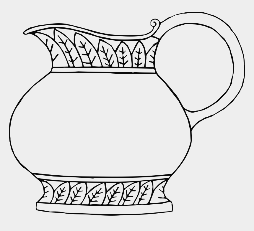 poinsettia clipart, Cartoons - Line Com Free For Personal - Drawing Of Vase