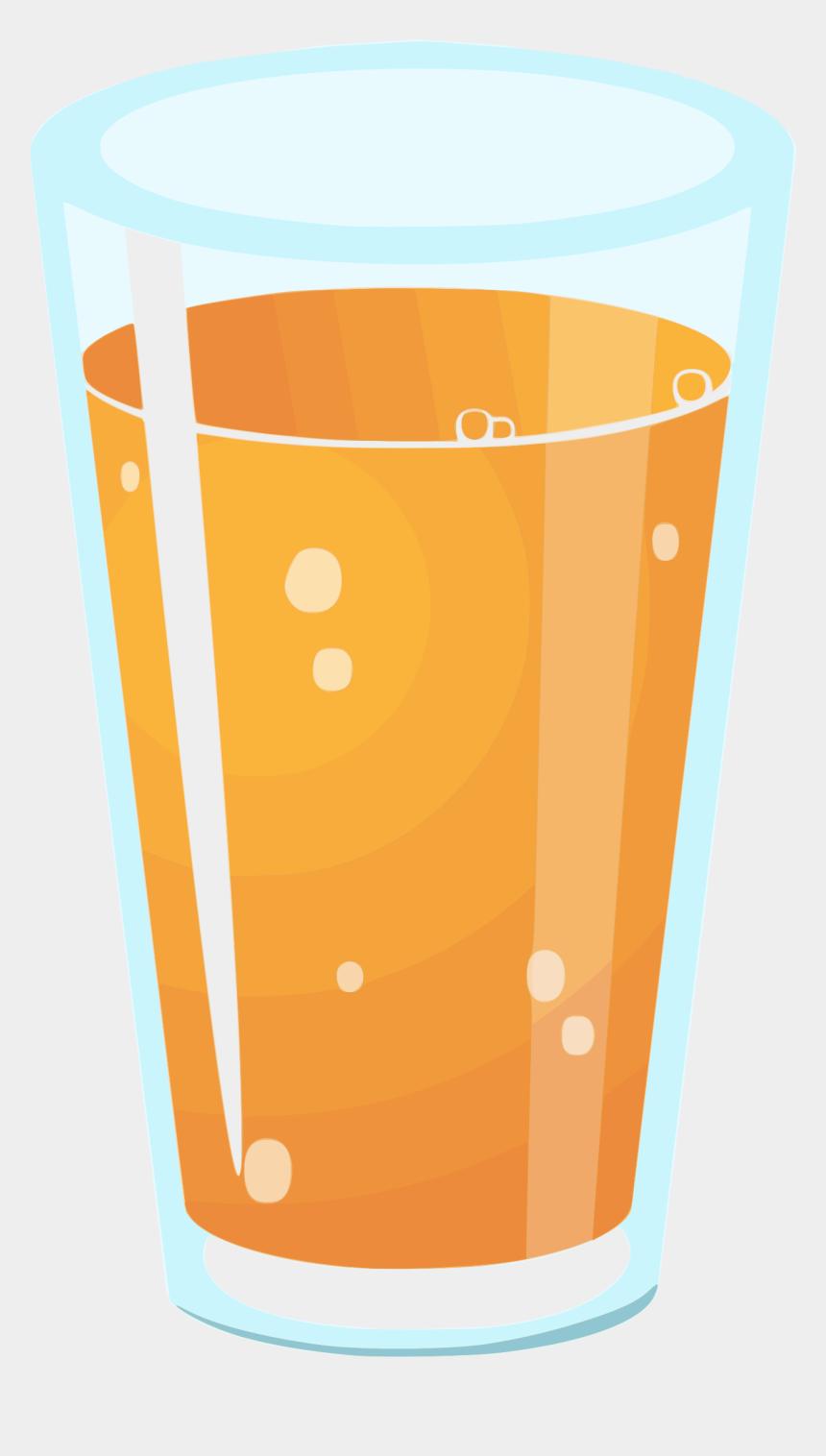 fingerprint clipart, Cartoons - Orange Squash Clipart - Glass Of Orange Juice Clipart