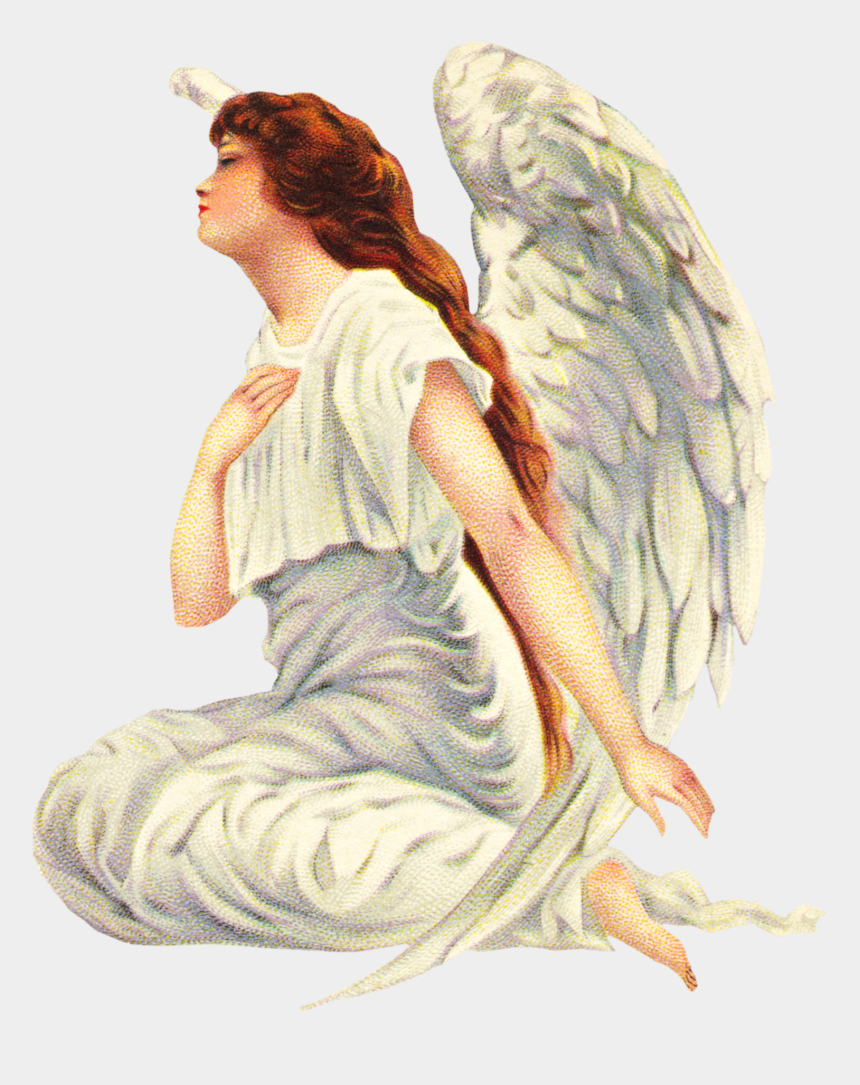 angels clipart, Cartoons - Free Red Headed Angel Graphic - Angels With No Background