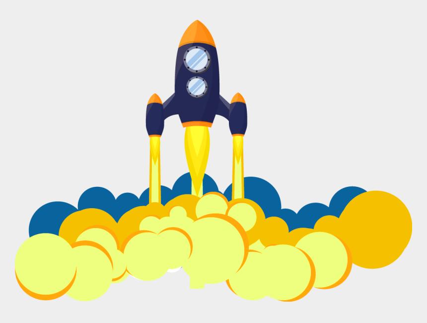 rocket ship clipart, Cartoons - Clipart Rocket Rocket Launch - Transparent Rocket Launch Cartoon