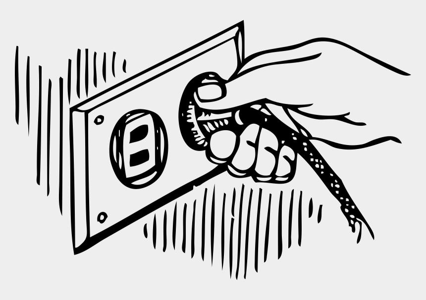 gas clipart, Cartoons - Ferc Pulls The Plug On Rhode Island Gas-fired Electric - Plug Clip Art