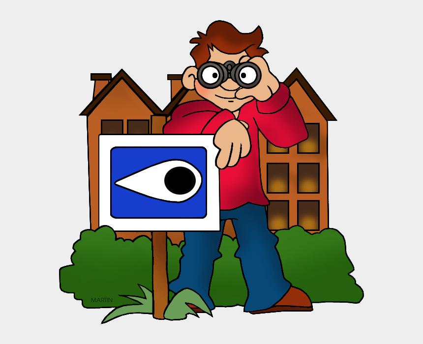 neighborhood watch logo clipart, Cartoons - Neighborhood Crime Watch - Neighborhood Watch Clip Art