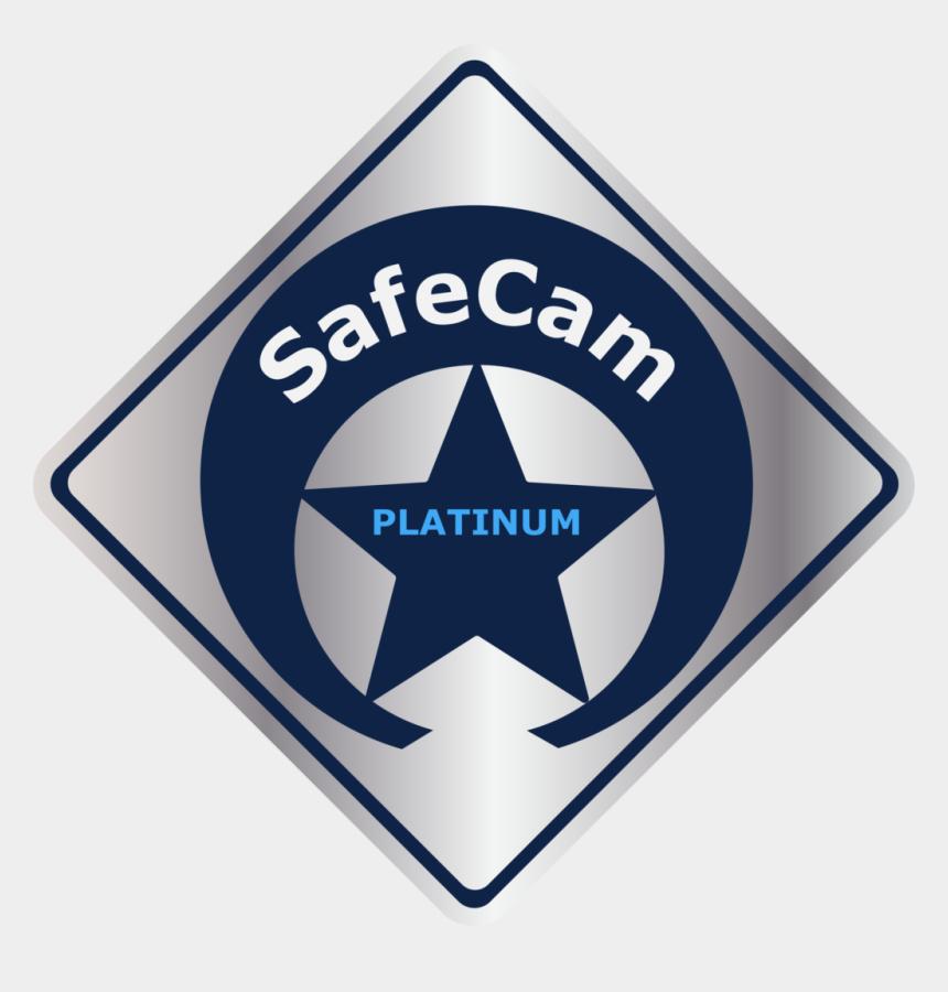 neighborhood watch logo clipart, Cartoons - Safecam Platinum Logo - Mobilidade Urbana