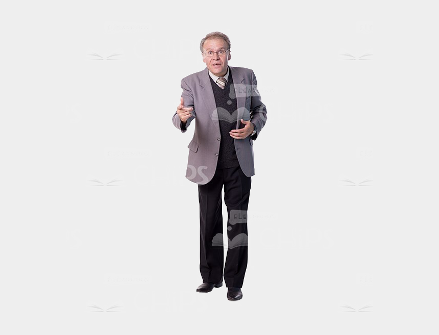 man pointing clipart, Cartoons - Man Pointing Finger Png - Standing