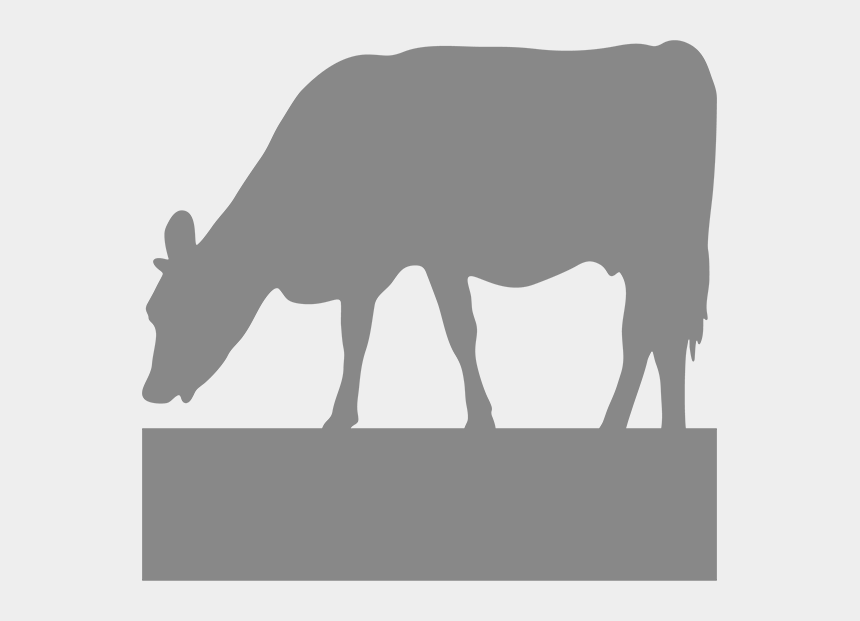 cow grazing clipart, Cartoons - Cow Grazing - Dairy Cow