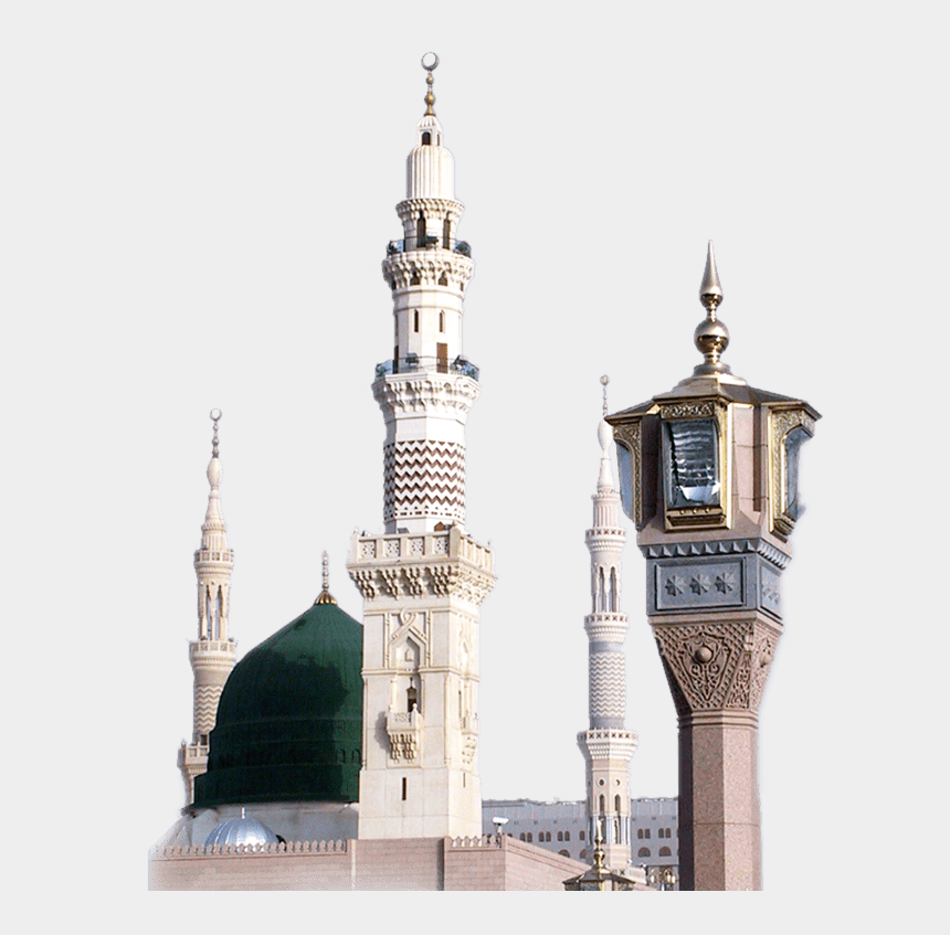 mosque cliparts, Cartoons - Al Masjid An Nabawi - Al Masjid An Nabawi Png