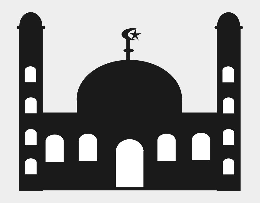 mosque cliparts, Cartoons - Logo Masjid Atas Png
