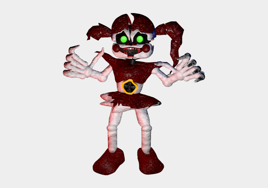 orphanage clipart, Cartoons - Evil Baby Png - Fnaf Sister Location Baby Full Body