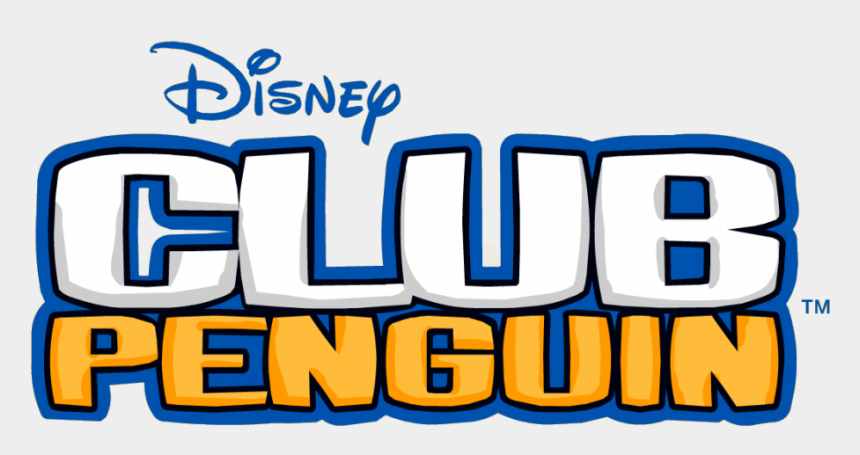 club penguin clipart, Cartoons - Club Penguin Clip Art - Club Penguin Logo Png