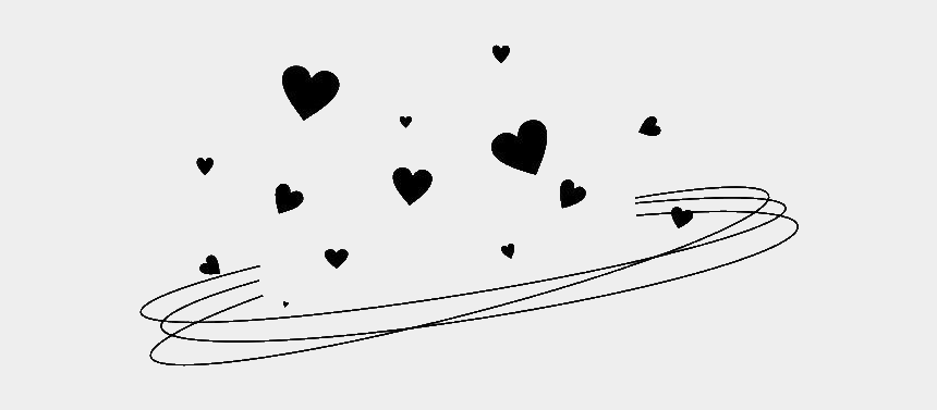 black and white halo clipart, Cartoons - @mlpxeg - Aesthetic Heart Halo Png