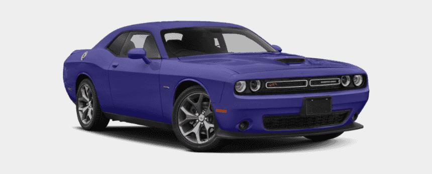 dodge challenger clipart, Cartoons - New 2019 Dodge Challenger R/t - Black 2019 Dodge Challenger