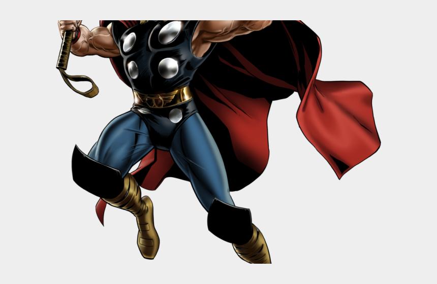 thors hammer clipart, Cartoons - Thor Clipart Suit - Avengers Alliance Thor