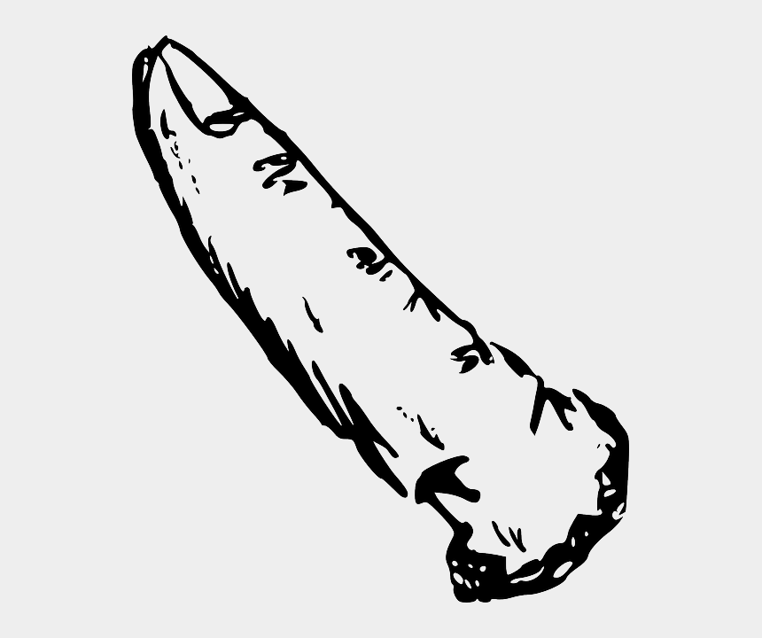 middle finger clipart black and white, Cartoons - Part, Outline, Cartoon, Finger, Body, Index, Fingers - Finger In Black And White