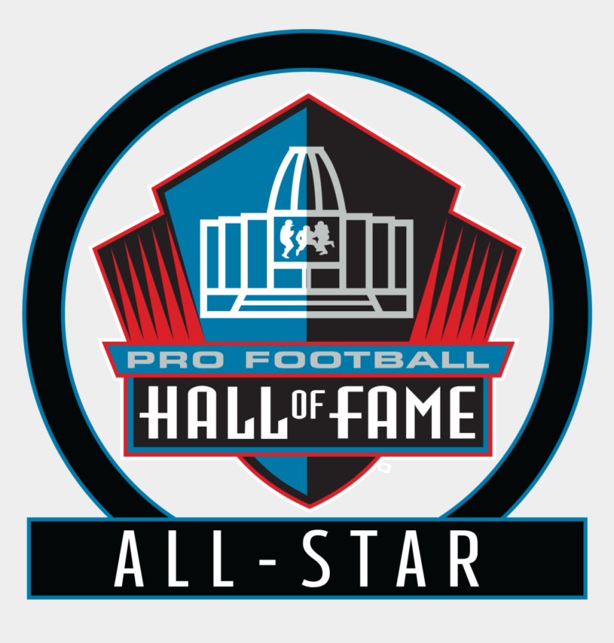 all star sports clipart, Cartoons - 2 - Pro Football Hall Of Fame Academy