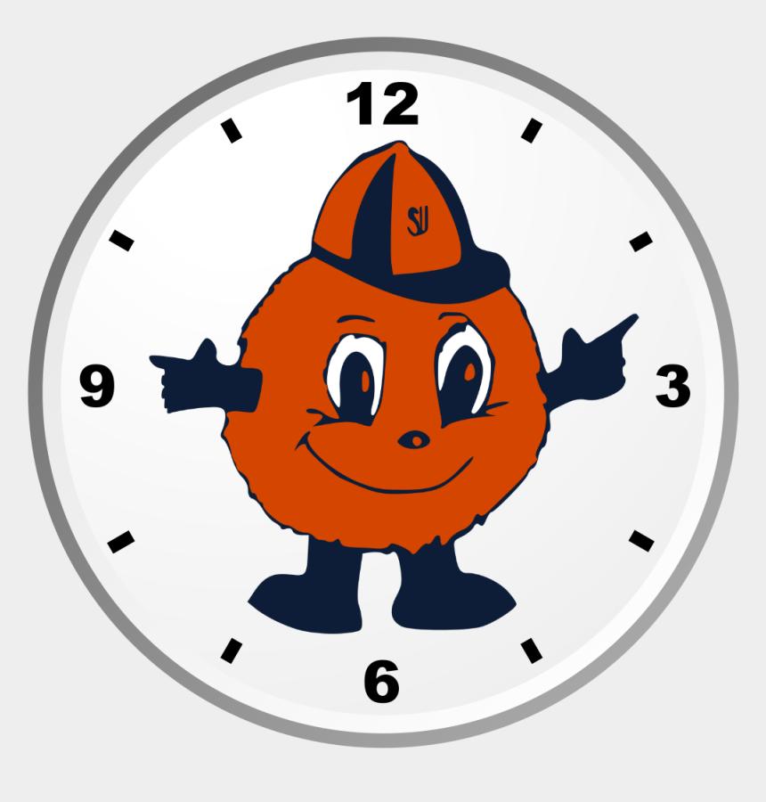 all star sports clipart, Cartoons - Syracuse Through Time - Otto The Orange Logo