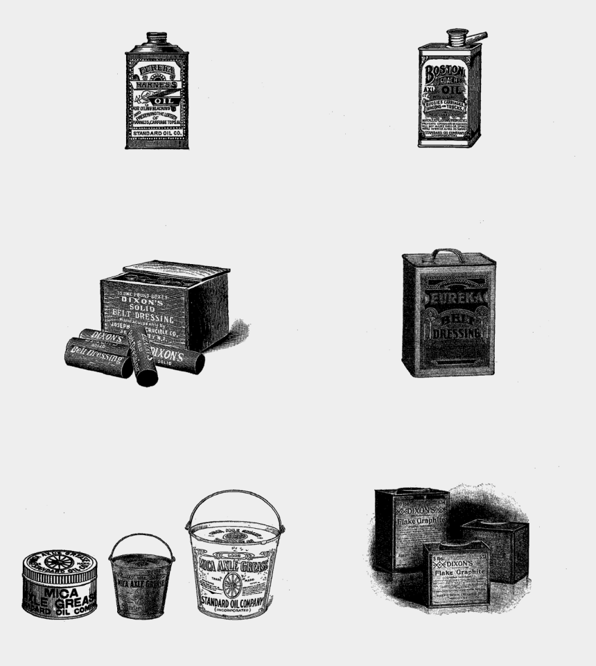 free clipart household items, Cartoons - This Is A Digital Collage Sheet Of Six Vintage Cleaning - Monochrome