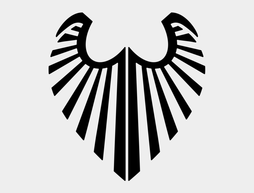 heart tattoo clipart, Cartoons - Imperial Eagle 40k