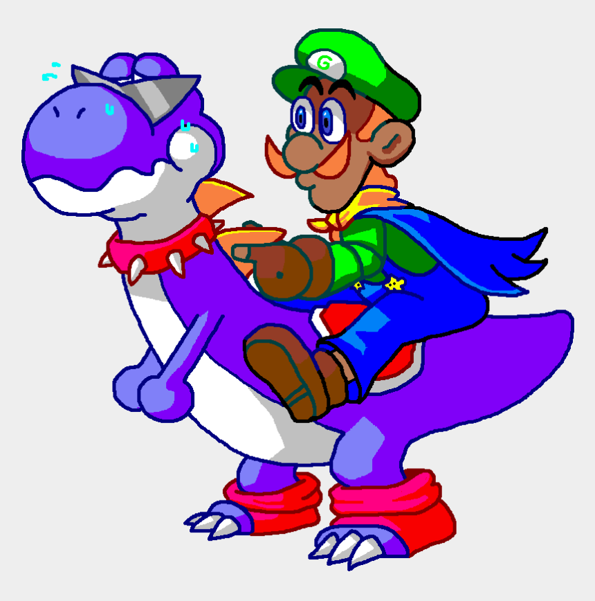 have a blessed day clipart, Cartoons - Ok Ok We've Had Enough Of The April Japes, Here's Luigi - Cartoon