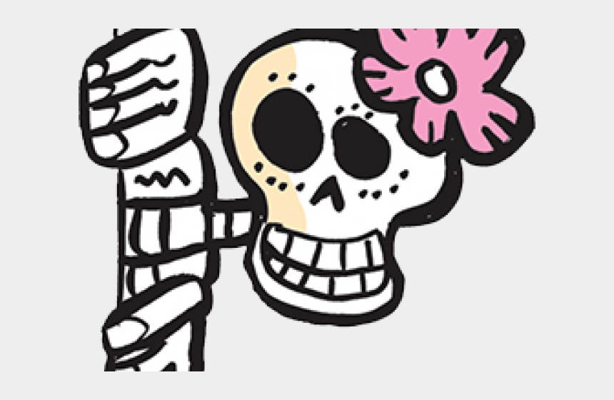 grave with flowers clipart, Cartoons - Day Of The Dead Clipart Grave - 2 De Noviembre Calaveras
