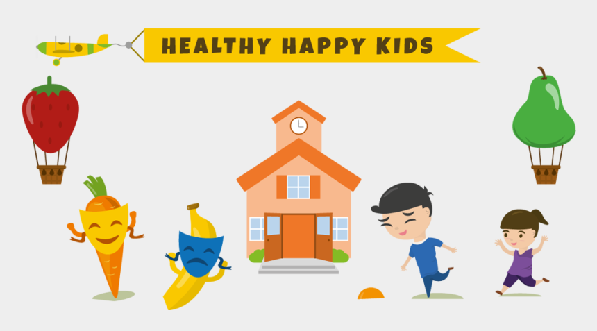 kids eating healthy clipart, Cartoons - Why Do Kids Need To Eat Healthy