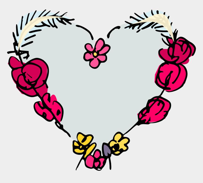 heart doodle clipart, Cartoons - Free Digital Heart Scrapbooking Embellishment - Heart Embellishment For Scrapbook Transparent
