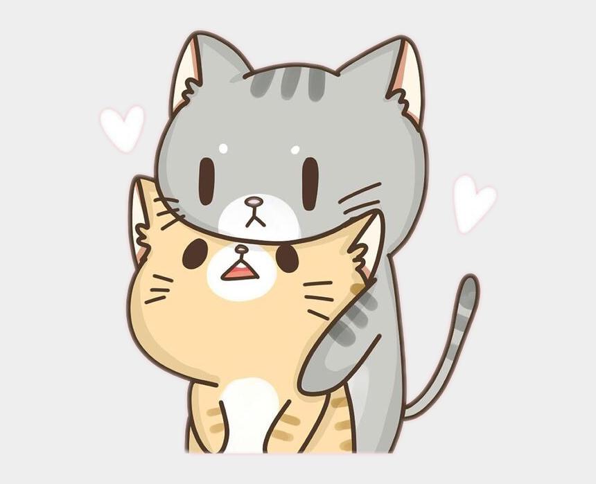 copy cat clipart, Cartoons - #cartoon #catlover #cats #cat #sweet #sweetest #cute - Dog Cute Tumblr Sticker