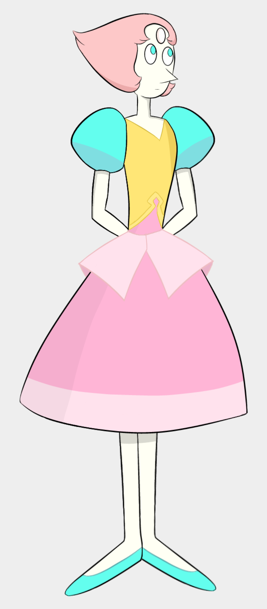 diamonds and pearls clipart, Cartoons - Barbie Doll What If Pink Diamond Treated Pearl As A - Pearl With Pink Diamond