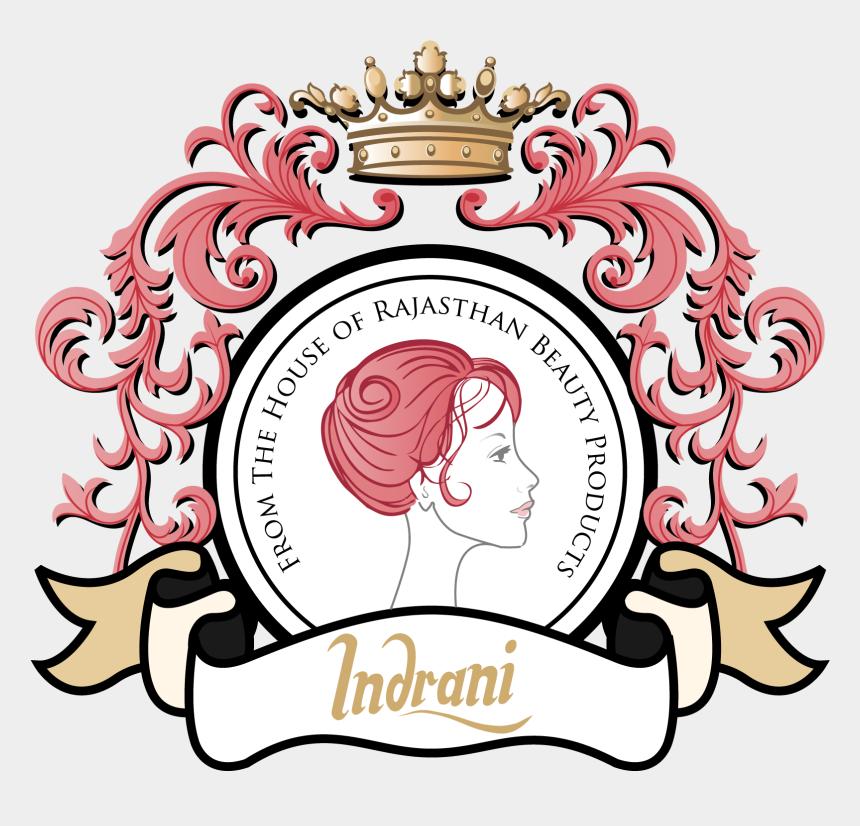 beauty products clipart, Cartoons - Indrani Cosmetics - Illustration