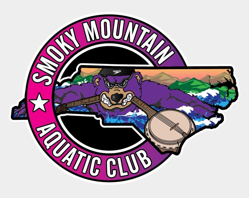smoky mountains clipart, Cartoons - Black Panther Group Logo
