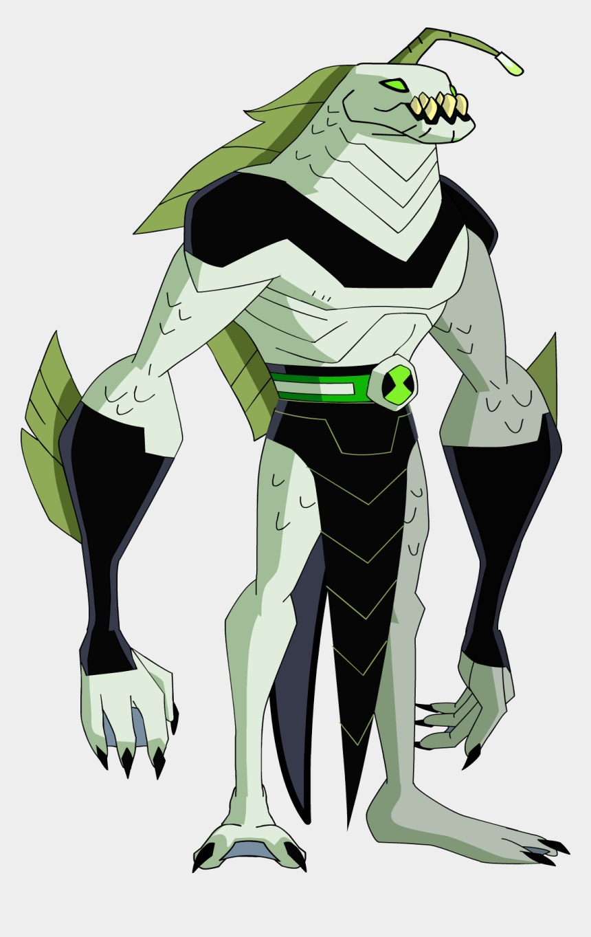 ben 10 clipart, Cartoons - Ben 10 Ripjaws