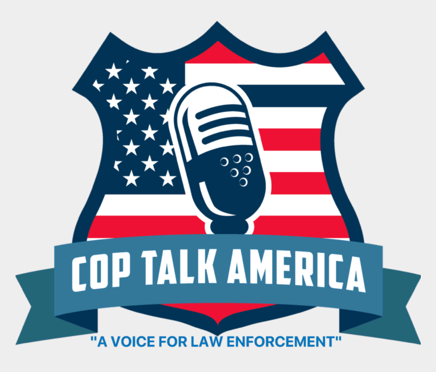 thin blue line clipart, Cartoons - Cop Talk America Episode
