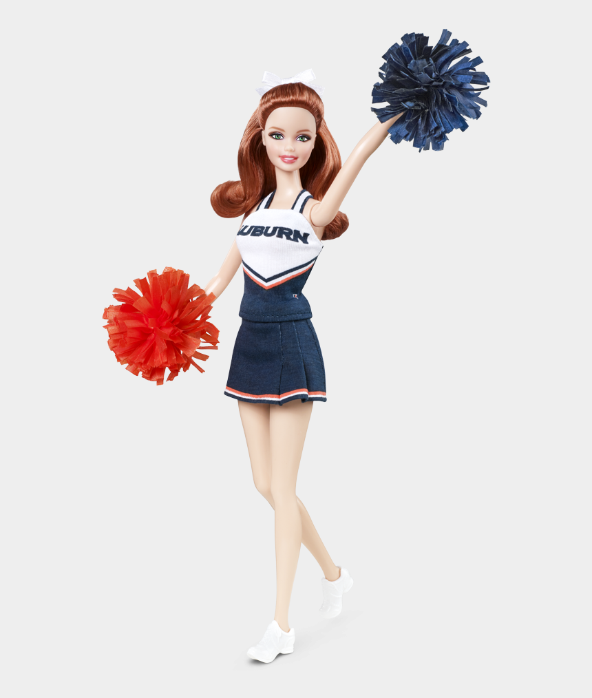 barbie dolls clipart, Cartoons - Is This Your First Heart - Cheerleader Barbie