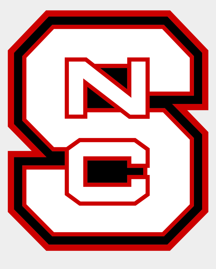 nc state wolfpack clipart, Cartoons - Nc State Wolfpack Block S Logo White - White Nc State Logo