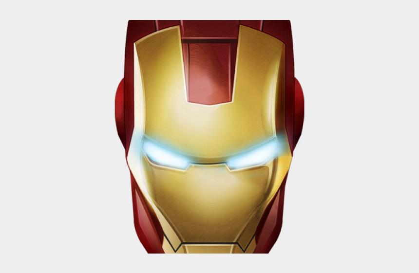 iron man mask clipart, Cartoons - Iron Man Mask Hd