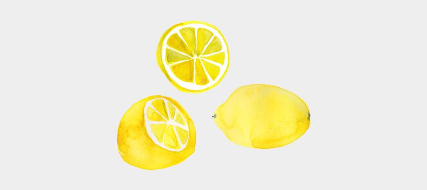 cute lemon clipart, Cartoons - Lemons Clipart Painted - Lemon Drawing