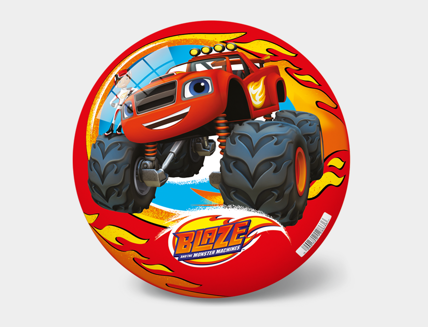 Blaze And The Monster Machines Ball Blase And Monster Machine