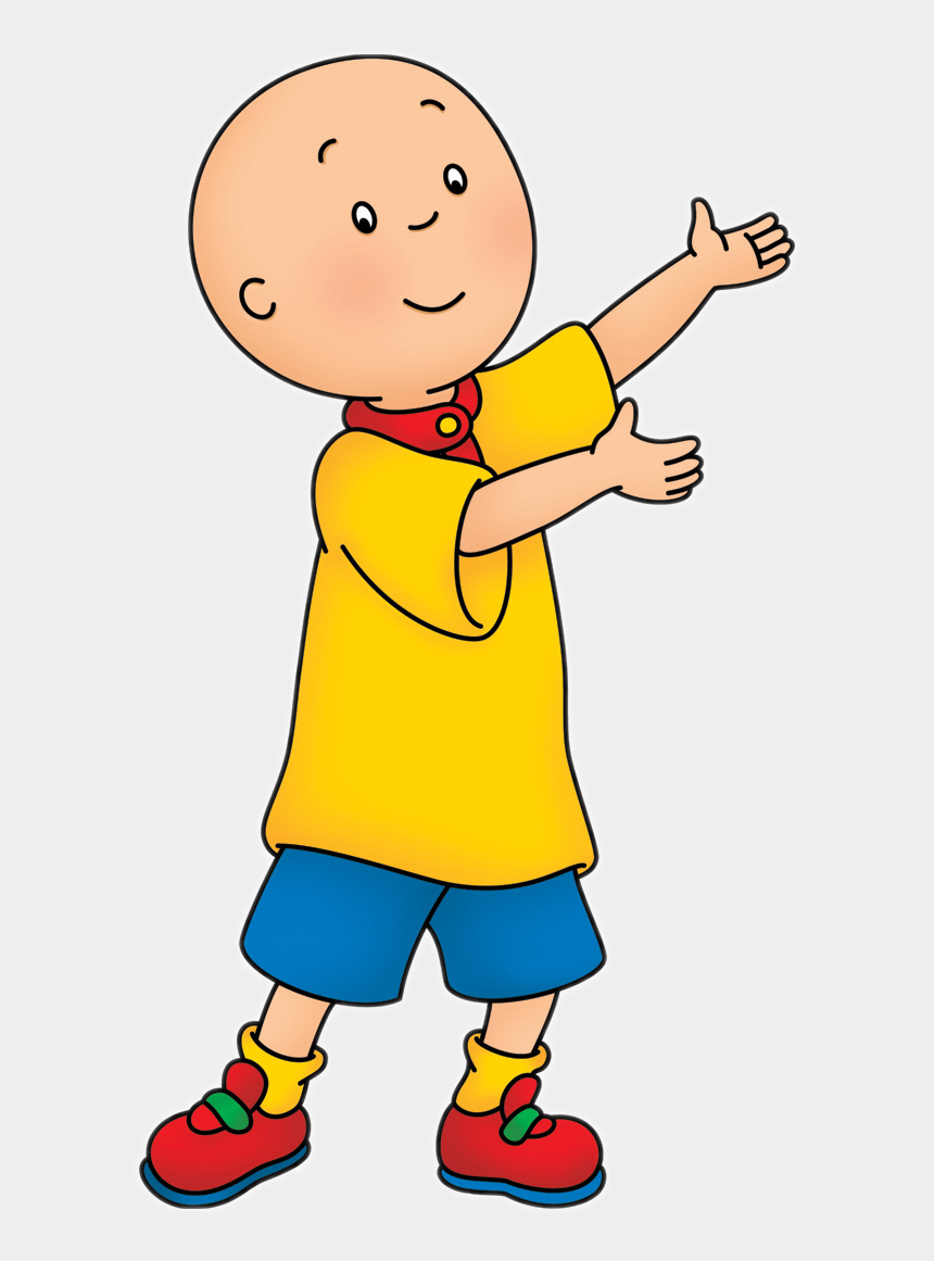 caillou clipart, Cartoons - Caillou Png Pack - I M You But Stronger Memes