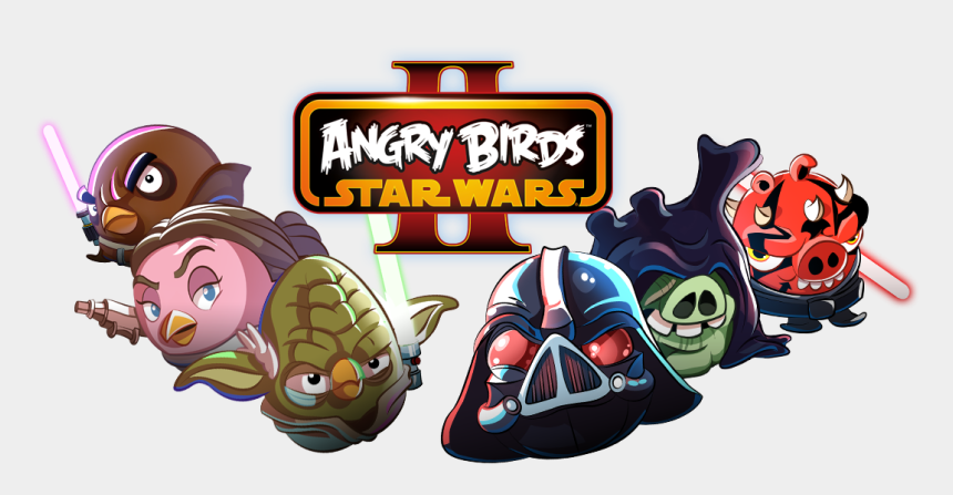 emperor palpatine clipart, Cartoons - Angry Birds Star Wars 2 New Characters