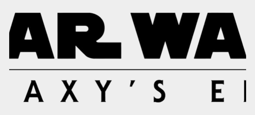 hollywood walk of fame star clipart, Cartoons - New Star Wars - Star Wars Galaxy's Edge Logo