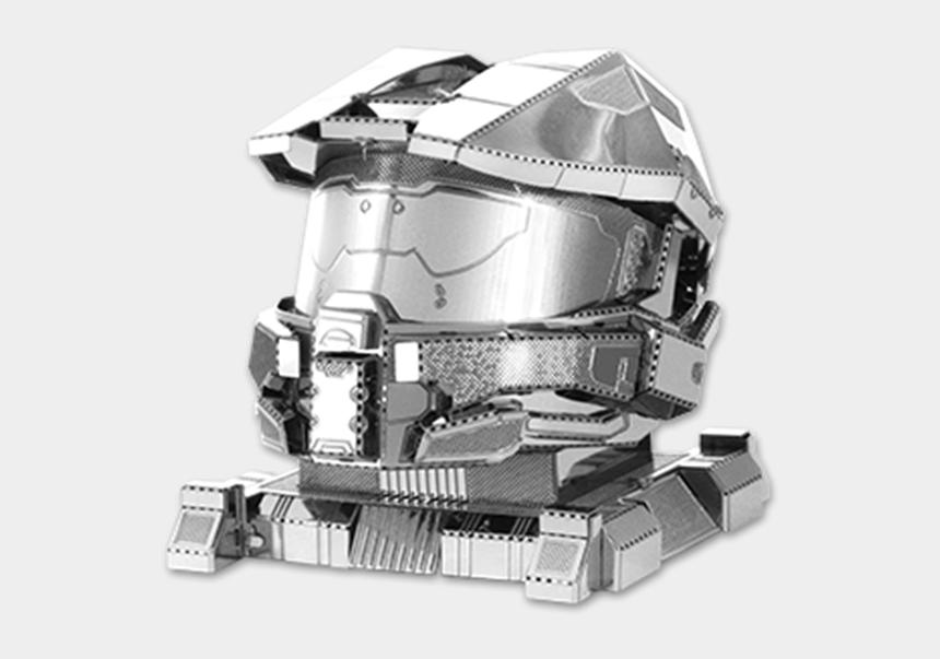 Metal Earth Halo Master Chief Helmet 3d Diy Metal Models