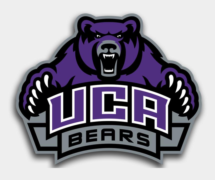 girls basketball team clipart, Cartoons - Slide1 - Central Arkansas Bears Logo