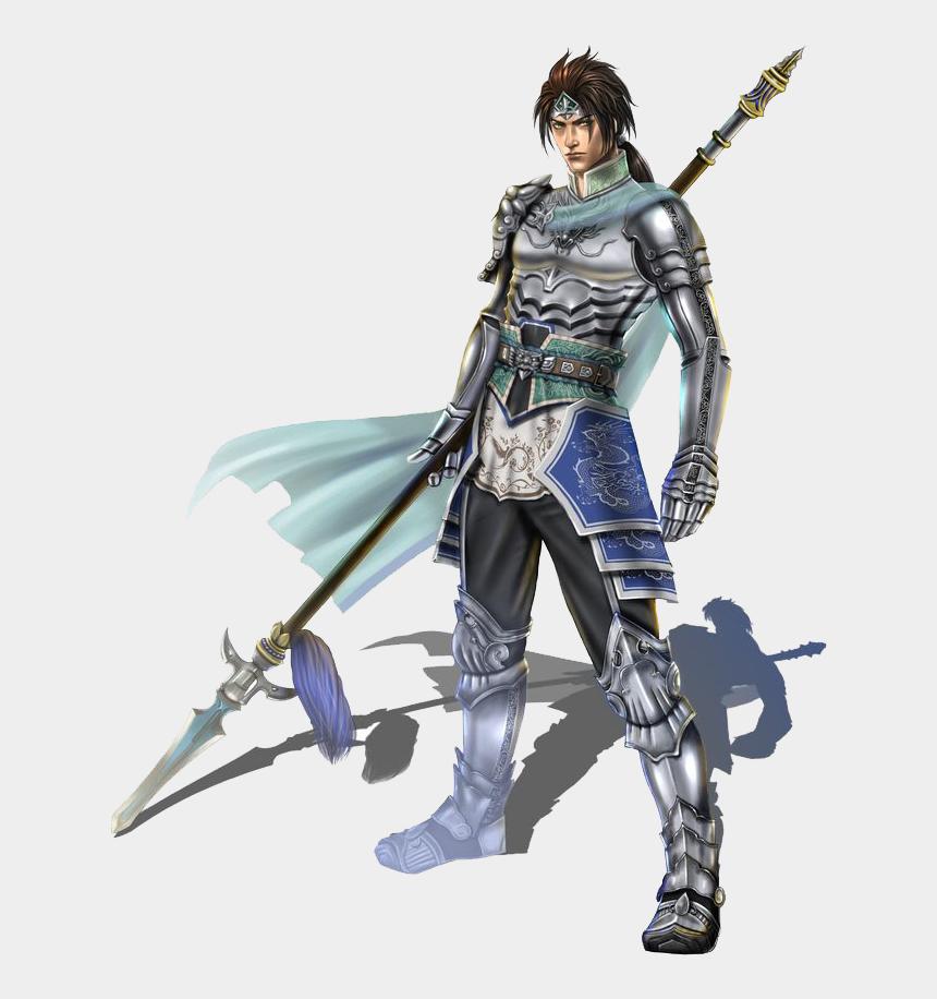 warrior angel clipart, Cartoons - Dynasty Warriors Main Character