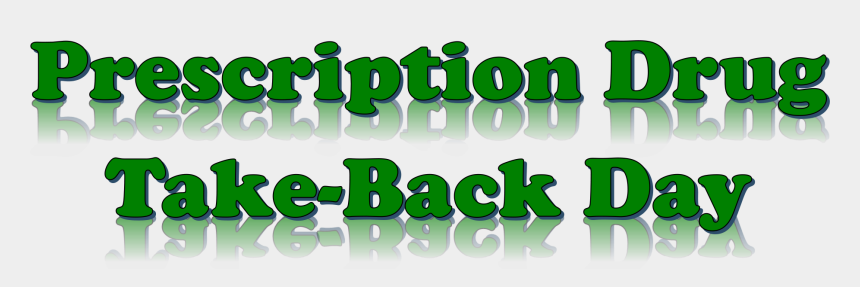 taking medication clipart, Cartoons - Important Event April Prescription Drug Take Back Ⓒ - Graphic Design