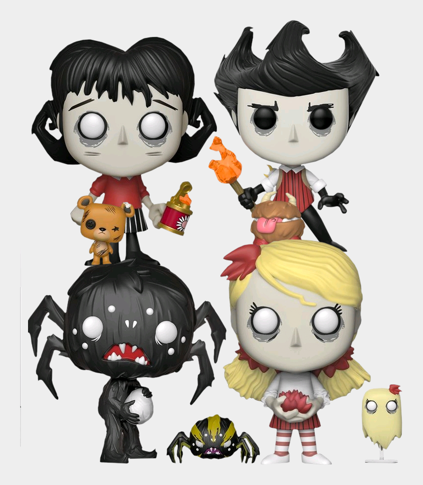 girl playing with toys clipart, Cartoons - Here's A Spotlight Of Some Of Our Favorite New Toys - Don T Starve Pop